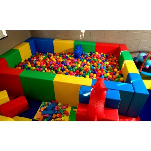 Extra Large Ball Pit (9'X7′) – 11'X11′ space required for set up 2