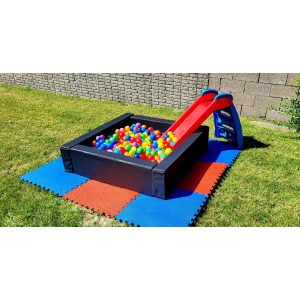 Black Ball Pit- Balls Included