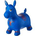 Blue Bouncy Horse