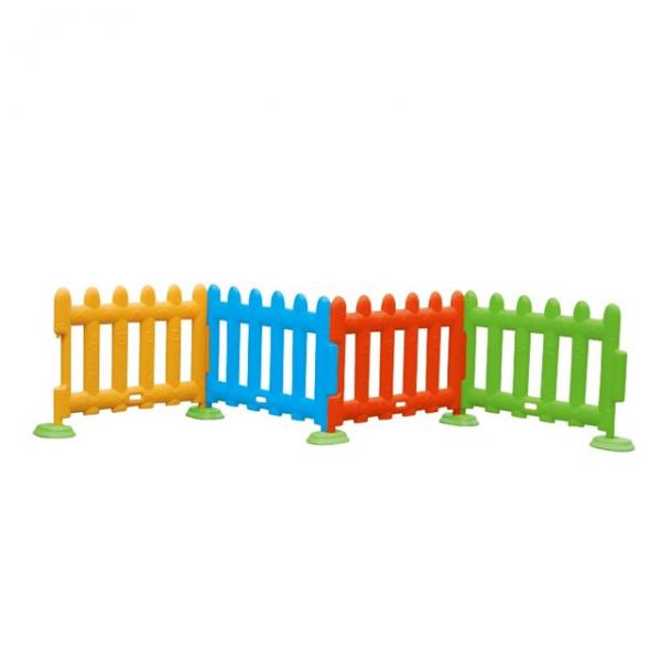 Colorful Large Gates