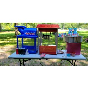 Concessions w/ table