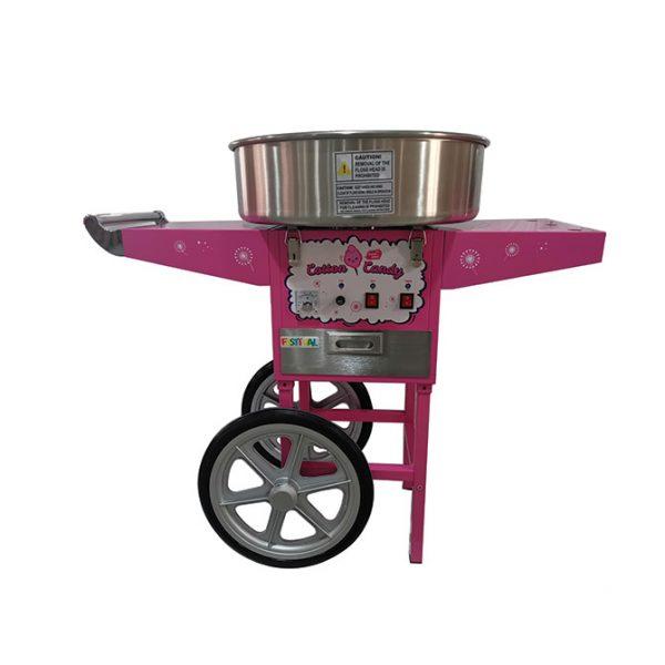 Cotton Candy Machine Cart
