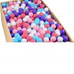 Girl color ballpit balls
