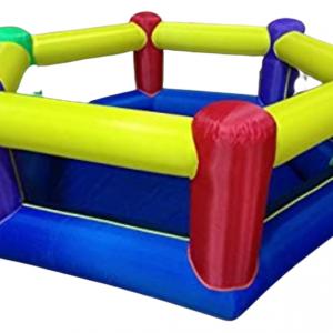 Inflatable Hexagon Ball Pit w/ Balls
