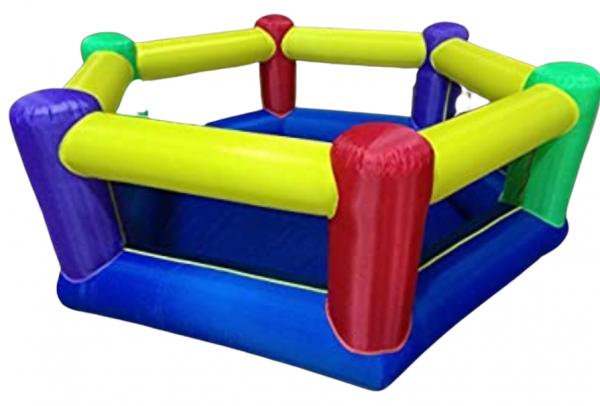Tikes Inflatable Hexagon Ball Pit