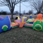 Inflatable Play Tunnel