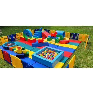 Mighty Munchkins Soft Play Obstacle Course 2