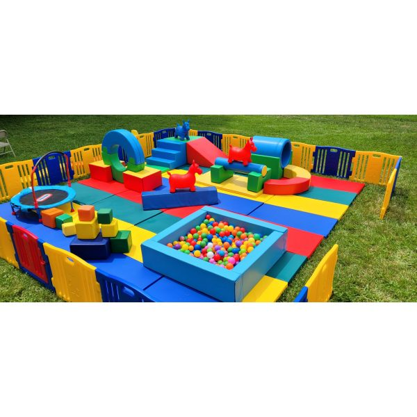 Mighty Munchkins Soft Play Obstacle Course