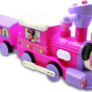 Minnie Mouse Train w Tracks