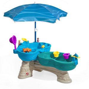 Spill & Splash Seaway Table (no umbrella)