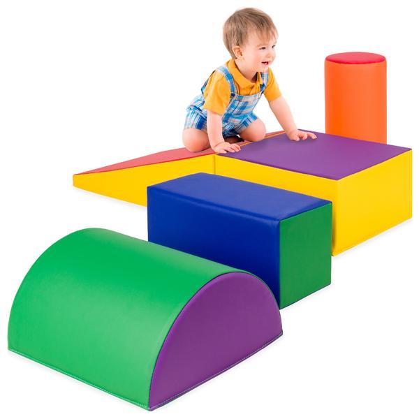 Little Ones Soft Play Blocks