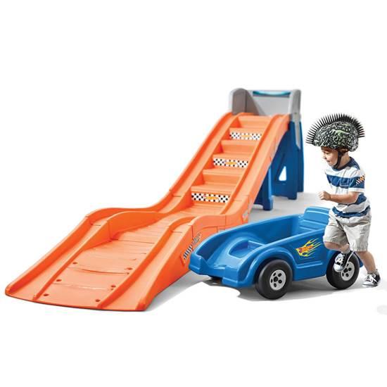 Tikes Thrill Coaster