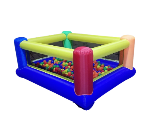 Tots Inflatable Rectangle Ball Pit