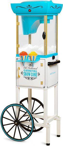 Snow Cone Machine w/Cart